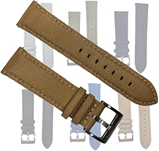 Cordura Watch Bands by BluShark - Multiple Styles and Colors