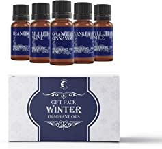 Mystic Moments | Fragrant Oil Starter Pack - Winter Oils - 5 x 10ml