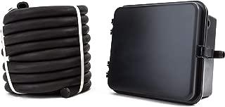 Dakota Alert DCHT-4000 Wireless Driveway Alarm Transmitter with 25-FT Rubber Hose Vehicle Sensor - Outdoor Monitoring System