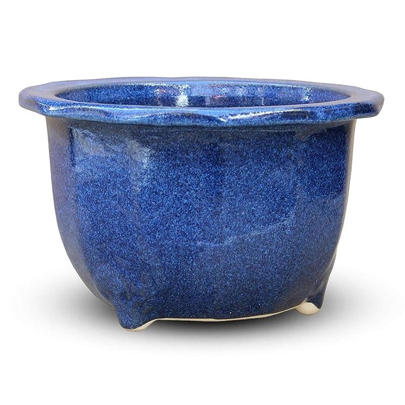 雑多なハプニングマリンCtoC JAPAN Select 信楽焼 植木鉢 生子リンガタ 9号 9号生子リンガタ鉢 おしゃれ 陶器 4965473140218 R1009