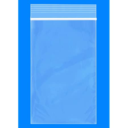 Blue Reclosable 2 Mil Poly Bags 3 x 5 1000//Case