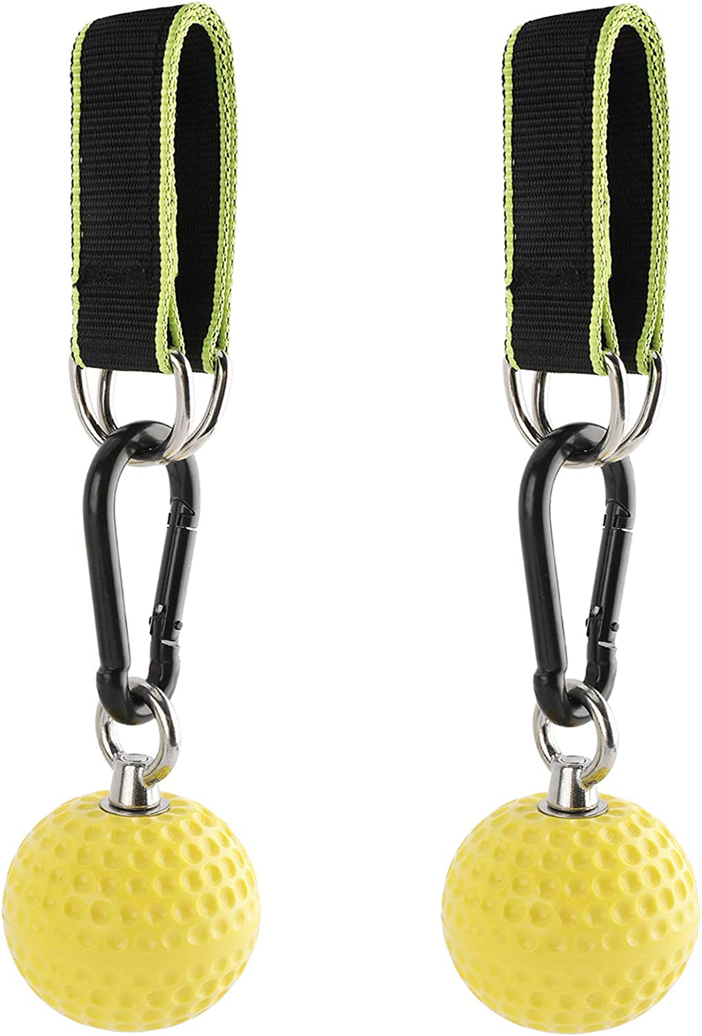 Sparkfire Safety and trust Climbing Pull Up Power Ball No Straps 4 years warranty Hold with Grips