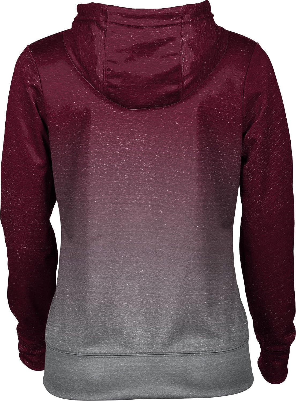 ProSphere Bellarmine University Girls' Pullover Hoodie, School Spirit Sweatshirt (Ombre)