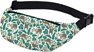 Im Cute Dads Lucky Sport Waist Pack Fanny Pack Adjustable For Run Moms Hot