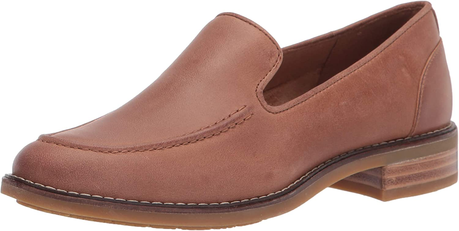 Finally resale start Sperry Women's Fairpoint Loafer Sneaker Leather New products, world's highest quality popular!