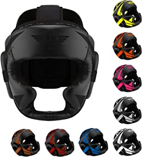 Elite Sports MMA Sparring Boxing Head Gear