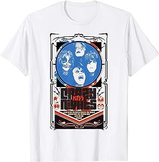KISS - Crazy Nights Flier T-Shirt