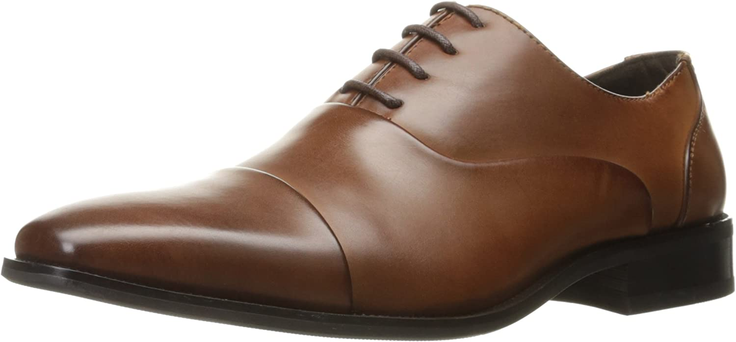 Kenneth Cole New York Mens Stun-ner Oxford