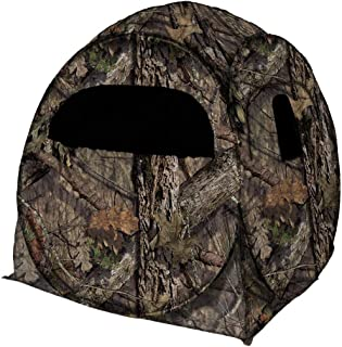 Rhino Blinds R75-MOC 1 Person Hunting Ground Blind, Mossy...
