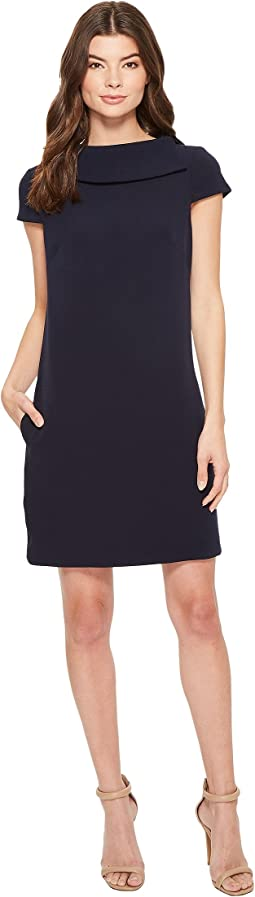 Badgley Mischka - Cap Sleeve Dress