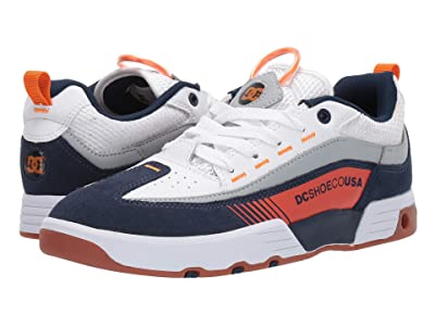DC Legacy 98 Slim (Navy/Orange) Men