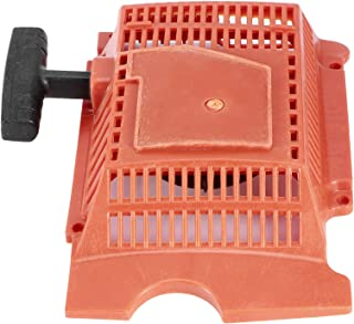 Accesorio de motosierra de arranque de retroceso anticorrosión Conjunto de arranque de retroceso para motosierra eléctrica 181281288 288XP