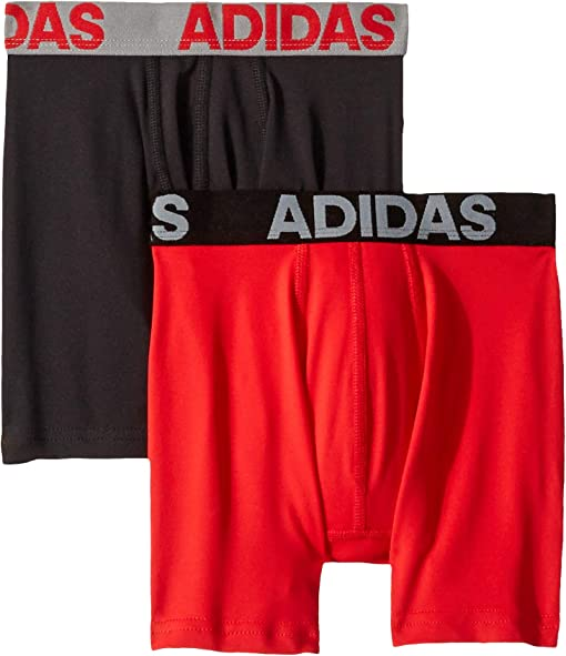 Black/Solid Red Solid Red/Black