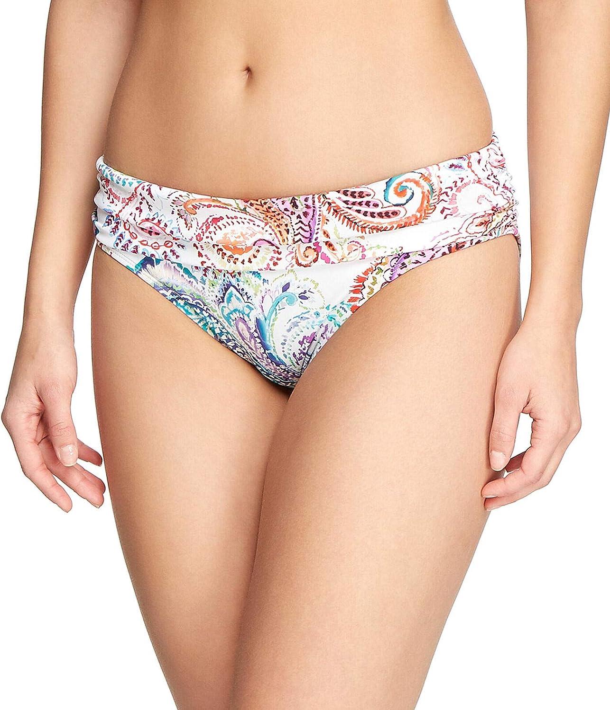 LAUREN RALPH LAUREN Womens Printed Hipster Swim Bottom Separates