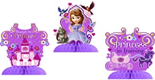 Hallmark Disney Junior Sofia The First Tabletop Decorations