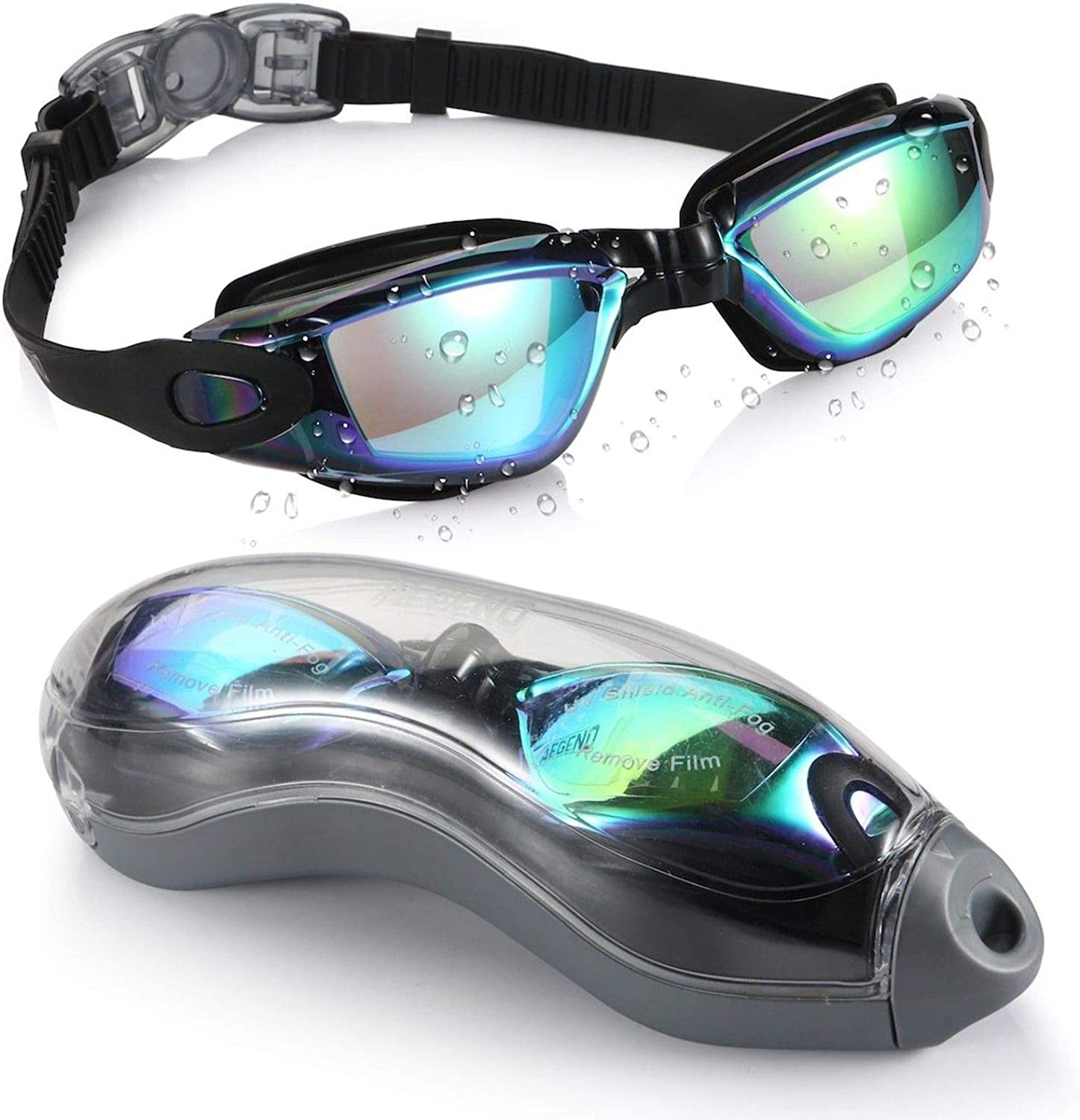 Hondufit Swimming Goggles Anti Fog Popular brand New arrival No Silic Leaking UVProtection