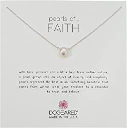 Pearls Of Faith Necklace