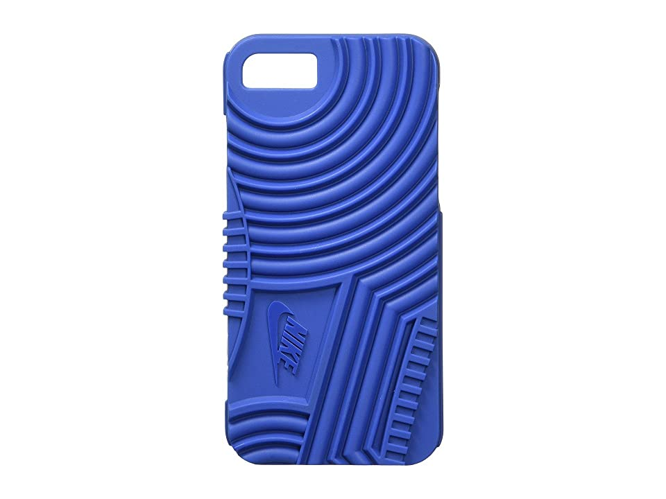 ad10e39bbd57 Nike Air Force 1 Phone Case iPhone 7 (Star Blue Star Blue) Cell
