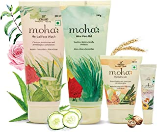 moha: Face Essentials Kit