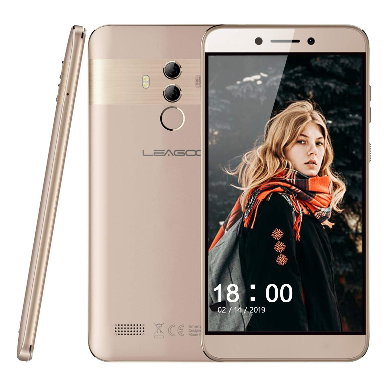 Leagoo T8s movil Libre, Smartphone de 5.5