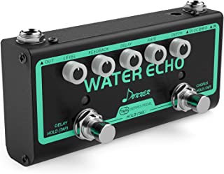 cheap echo pedal