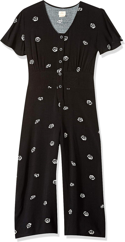 O'NEILL Women's Sheldon Los Angeles Mall Woven Jumpsuit Cheap with Wide Leg