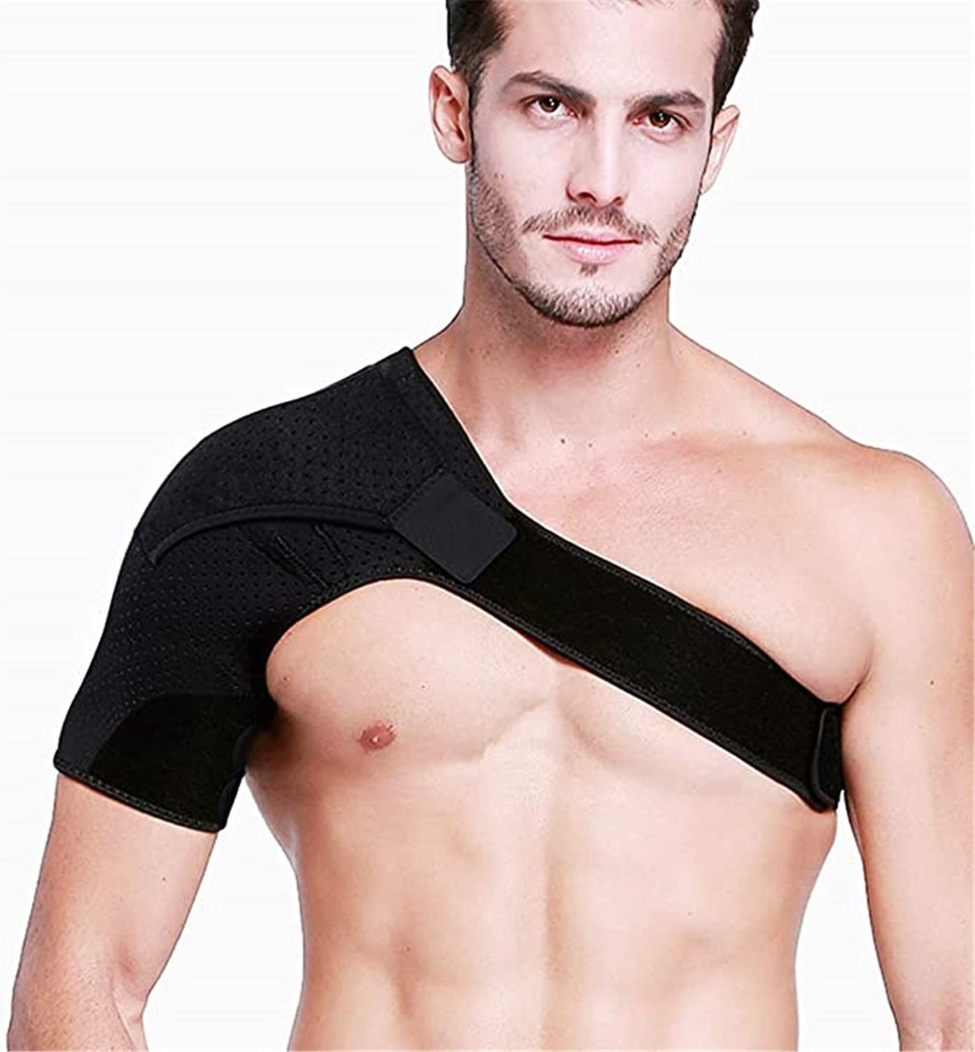 YUIJ Shoulder Popular overseas Brace for Support Tendinitis AC Joint Oklahoma City Mall