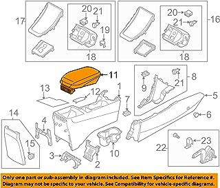 Genuine Hyundai 82350-3M000-AV2 Door Armrest Assembly