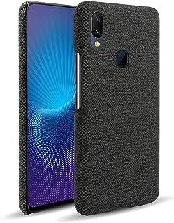 Grandcase Vivo Nex A Case,Ultra-thin High Quality Felt Cloth Anti-Fingerprint Shock Absorber Protective Cover for Vivo Nex...
