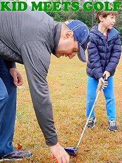 Clip: Kid Meets Golf