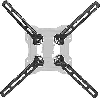 VIVO Steel VESA Mount Adapter Plate Brackets for LCD Screens | Conversion Kit for VESA 400x400mm (MOUNT-AD4X4)