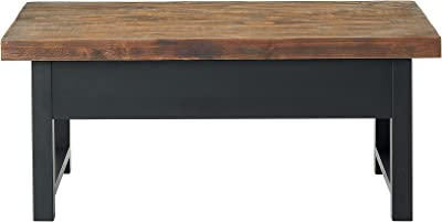 """Pomona 42"""" L Coffee Table with Lift Top and Storage"""