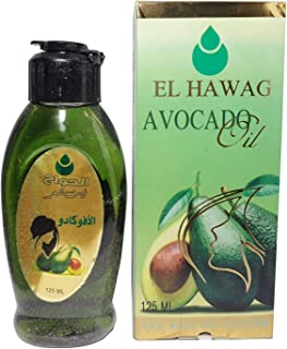 Original Elhawag El Hawag Avocado Oil Hair Care Is Rich In Vitamins & Proteins Prevents Andstrengthens The Lock Of Hair Fr...