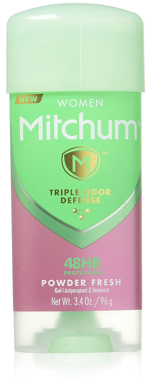 Regular discount Mitchum For Women Advanced Anti-Perspirant Price reduction Cle Deodorant Control