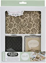 We R Memory Keepers Teresa Collins Albums Made Easy Journaling Cards, Snapshots, 100-Pack