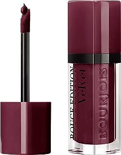 Bourjois, Rouge Edition Velvet. Liquid lipstick. 37 Ultra-violette. 6.7 ml - 0.23 fl oz