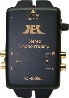 Technolink TC-400GL RIAA Phono Preamp Version 2.0; Better Specs, Universal Voltage