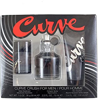 Best curve crush cologne gift set Reviews