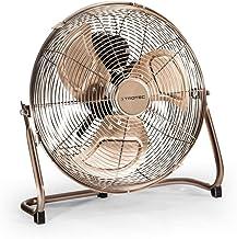 TROTEC Vloerventilator TVM 13 met 44 Watt capaciteit, Verstelbare neigingshoek van de ventilatorkop tot 100°