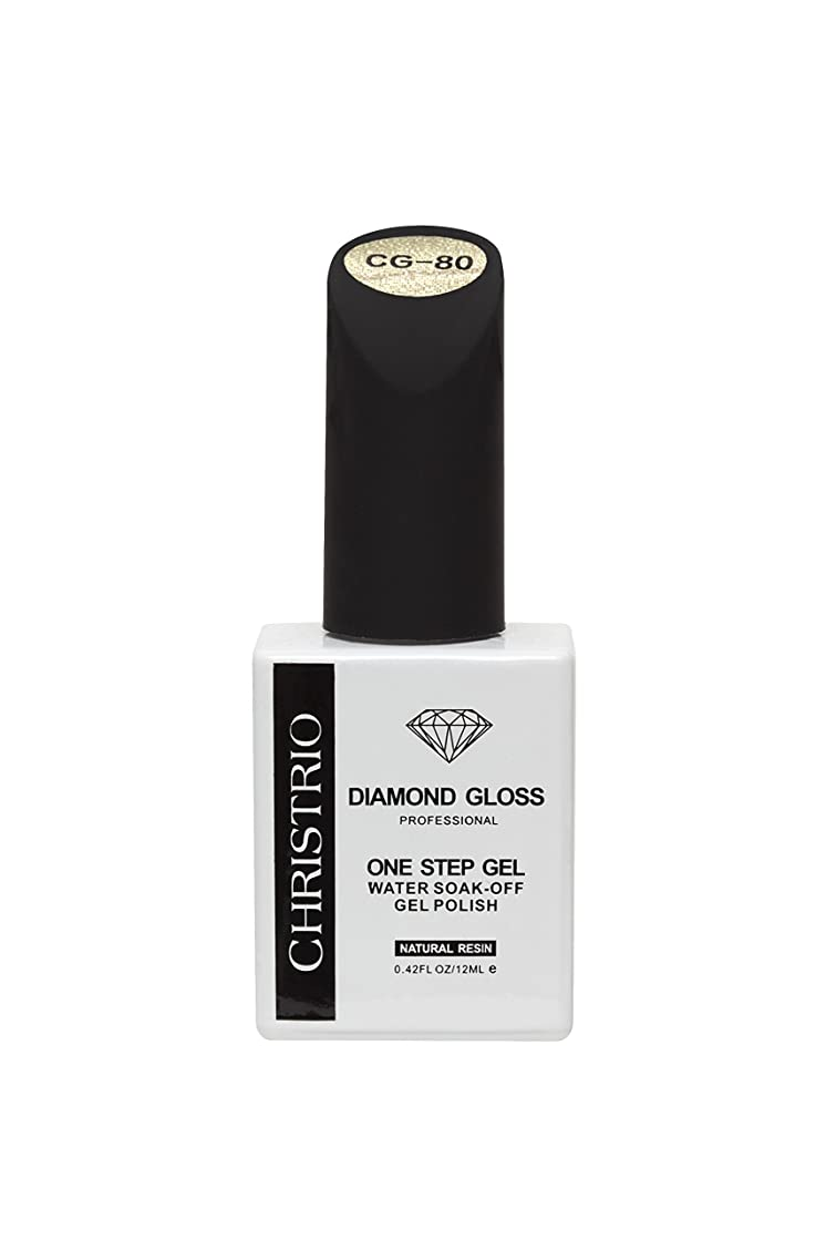 流暢ペック検閲CHRISTRIO DIAMOND GLOSS 12ml CG-80