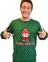 Morph Men's Mooning Santa, Large