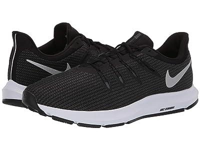 Nike Quest (Black/White) Men