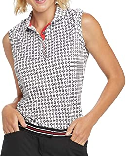 GGblue Women Holy Golf Polo Poised Medium