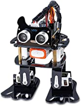 SUNFOUNDER Robotics Kit, 4-DOF Dancing Sloth Programmable DIY Robot Kit for Kids and Adults with Tutorial