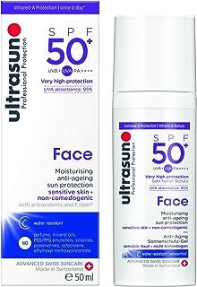 アルトラサン 日やけ止めクリーム フェイス UV 敏感肌用 SPF50+ PA++++ トリプルプロテクション 50mL