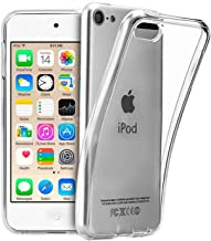 UARMOR Case for Apple iPod Touch 5 / iPod Touch 6 / iPod touch 5th 6th Generation, Slim fit Crystal Clear Flexible Soft TPU Case Cover for girls Skin Case Cover