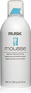 rusk mousse maximum volume