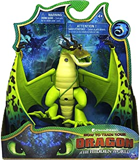 Monstrous Nightmare Dragon How to Train Your Dragon The Hidden World