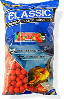 Frais de Port Inclus carp boilies natural Bouillettes Milky Nuts B