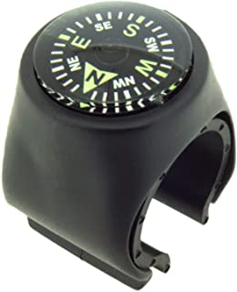 Sponsored Ad - Sun Company Clip-On Compass for Bikes | Handlebar Compass for Bicycle, Motorcycle, ATV, or Snowmobile